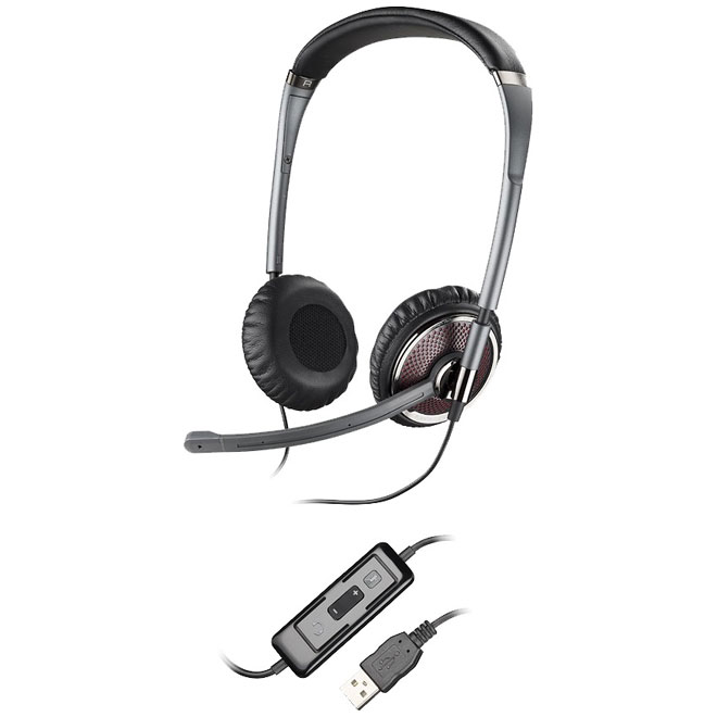 9f1efcc0ef0 Plantronics Blackwire C520 Binaural Wired UC Headset