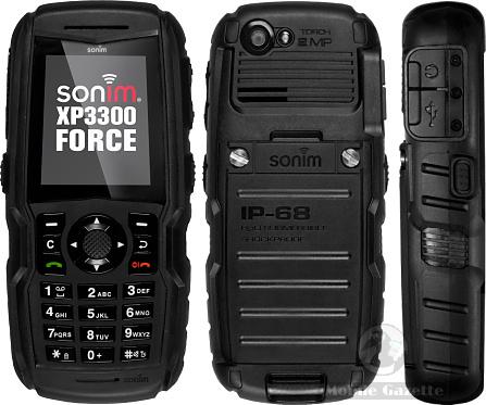 Телефон sonim xp3300 force